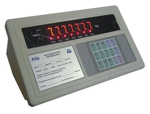 Весовой индикатор Zemic А9р (с принтером)