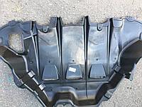 Защита диффузор заднего бампера Nissan Leaf AZE0 (10-17)