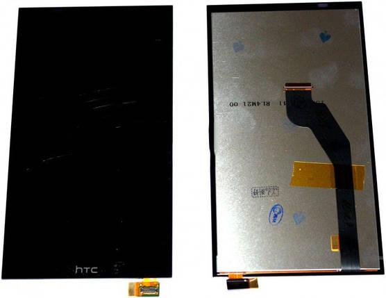 Модуль HTC Desire 816G, black дисплей экран, сенсор тач скрин НТС, фото 2