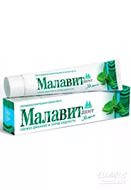 Зубная паста Малавит Дент Мята