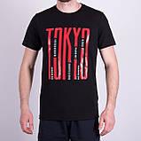 Чоловіча футболка, кольору бордо, фото 3