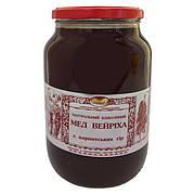 """Мед бджолиний натуральний, сорт: """"Вейриха"""" 1350г"""