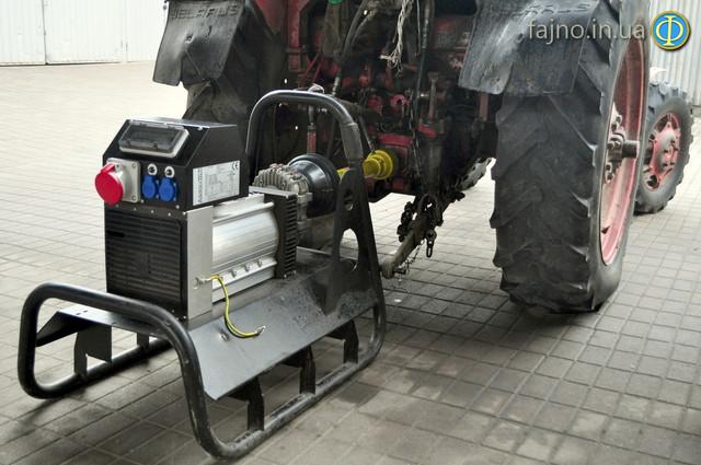 Генератор ВОМ AgroVolt AV 38 (тракторный агрегат AgroVolt AV 38)