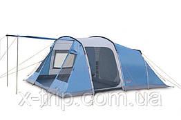 Кемпинговая палатка Pinguin Interval 4 Синий