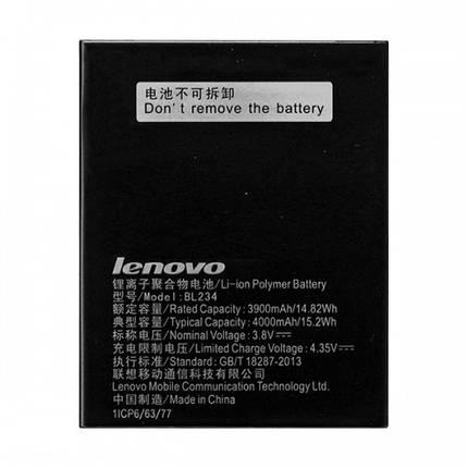 Аккумулятор Lenovo A5000 (BL234) батарея Леново, фото 2