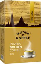 Кофе молотый Lvivska Golden Віденська кава  ,250г