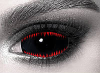 Склеральные линзы Animal red 22 мм. (N0055)