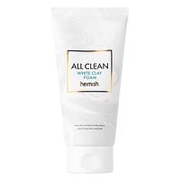Пенка для умывания с белой глиной Heimish All Clean White Clay Foam 150 мл