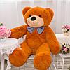 Большой плюшевый медведь Фокси, 120 см, медовый, фото 5