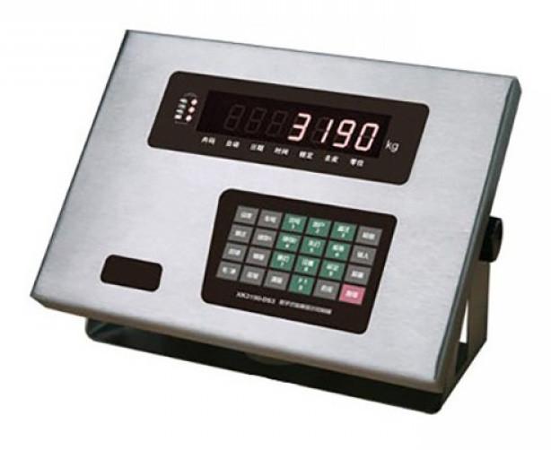 Весовой индикатор для цифровых датчиков Zemic DS3SS