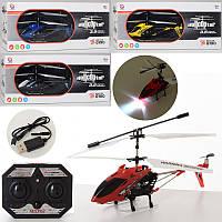 Вертолетна радиоуправлении LD-661, аккум, 19см, свет, USB зарядное