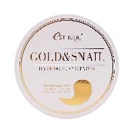 Гидрогелевые патчи (маски) для глаз GOLD&SNAIL, 60 шт тм Esthetic hause