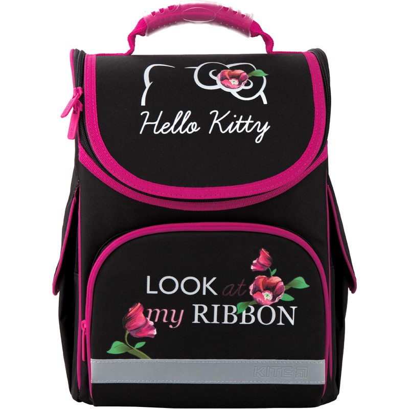 Рюкзак школьный каркасный Kite Education Hello Kitty HK20-501S