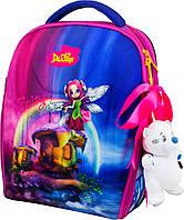 Школьный набор DeLune (рюкзак+сменка+пенал+брелок) 7mini-017 ранец школьный рюкзак