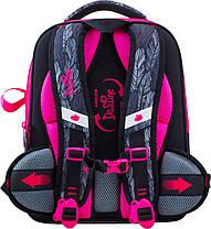 Шкільний рюкзак набір DeLune (рюкзак+смєнка+брелок) 7-149, фото 2