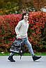 Школьный рюкзак DeLune (рюкзак+сменка+пенал+брелок) 9-128, фото 2