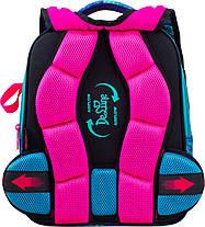 Школьный ранец рюкзак набор DeLune (рюкзак+сменка+брелок) 7-148, фото 3