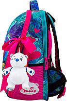 Школьный ранец рюкзак набор DeLune (рюкзак+сменка+брелок) 7-148, фото 2