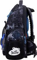 Школьный рюкзак для мальчика DeLune (рюкзак+сменка+брелок) 11-032, фото 2