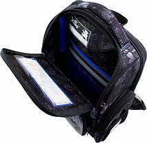 Школьный рюкзак для мальчика DeLune (рюкзак+сменка+брелок) 11-032, фото 3