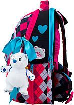 Школьный набор DeLune (рюкзак+сменка+пенал+брелок) 7mini-018 ранец школьный рюкзак, фото 3
