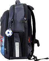 Ранец школьный ортопедический для мальчиков Winner One 6019 Виннер рюкзаки, фото 2