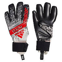 Вратарские перчатки Adidas Predator/Футбольные перчатки Адидас предатор