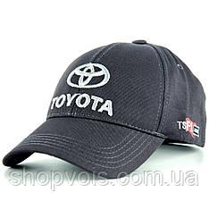 Кепка Toyota А219 Серая