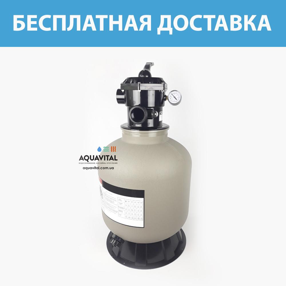 Песочный фильтр для бассейна Bridge BC3040; 6 м³/ч