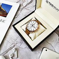 Наручные часы TAG Heuer Carrera 1887 SpaceX Quartz Gold/White