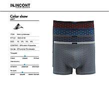 Мужские стрейчевые боксеры бренда IN.INCONT Арт.9106, фото 2