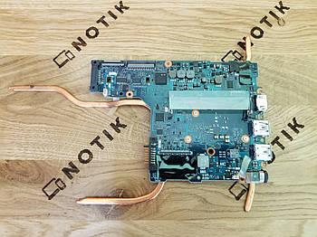 Материнская плата с охлаждением для ноутбука Panasonic Toughbook CF-C2 ОРИГИНАЛ