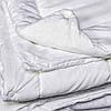 Одеяло зима-лето (4 сезона) на кнопках двуспальный размер, 180/210 см, ткань микрофибра, фото 4