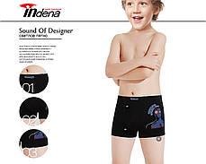 Детские трусы боксеры стрейчевые на мальчика  МАРКА «INDENA»   Арт.95518, фото 3