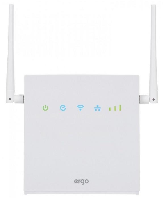 WiFi роутер 3G/4G Ergo R0516 для Киевстар, Vodafone, Lifecell