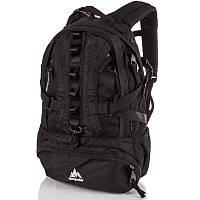 Шкільний рюкзак 30 л Onepolar 1003 чорний, фото 1