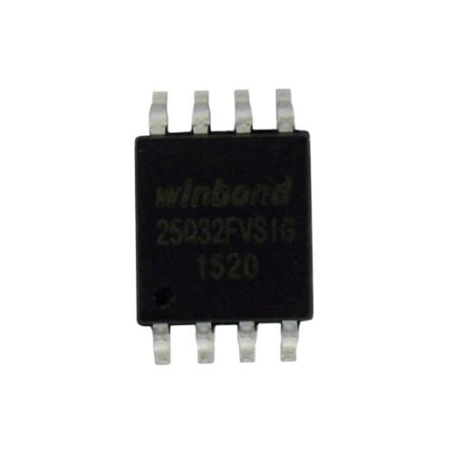 Чип W25Q32 W25Q32BVSSIG SOP8, 32Мб Flash SPI