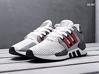 Кроссовки мужские Adidas Equipment серо-красные