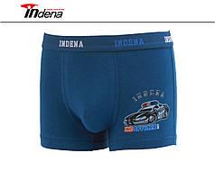 Подростковые стрейчевые шорты на мальчика Марка «INDENA» арт.95531