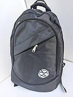 Рюкзак городской / спортивный молодежный Черный цвет