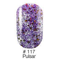 Гель-лак для ногтей Наоми 6ml Naomi Gel Polish 117