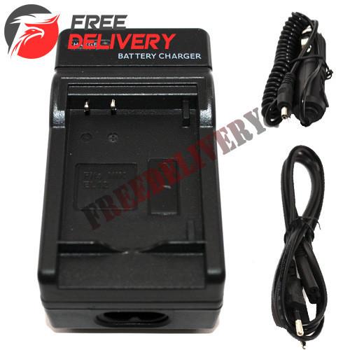 Сетевое + авто зарядное Sony NP-FC10 NP-FC11