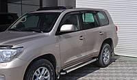Боковые площадки Toyota Land Cruiser 200 (2007+)