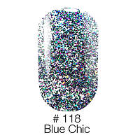 Гель-лак для ногтей Наоми 6ml Naomi Gel Polish 118