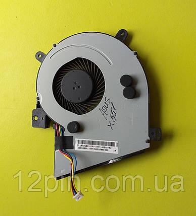 Кулер Asus X551 б.у оригинал, фото 2
