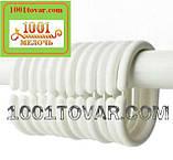 """Тканевая шторка для ванной комнаты """"Water drop"""" (капля воды) Tropik Home, размер 180х200 см., Турция, фото 4"""