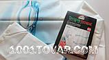 """Тканевая шторка для ванной комнаты """"Water drop"""" (капля воды) Tropik Home, размер 180х200 см., Турция, фото 2"""