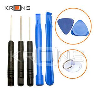 Набор инструментов 8в1 для вскрытия корпусов разборки ремонта телефонов