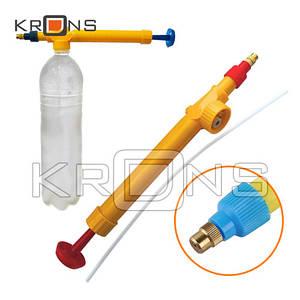 Насадка насос распылитель опрыскиватель пульверизатор на бутылку