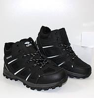 Мужская зимняя обувь M712-1 черный